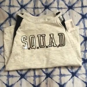 *NEW* Children's place (Squad) long sleeve shirt